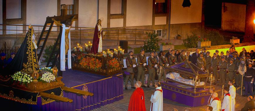 Nueva sede para el Museo de la Semana Santa de Villaviciosa