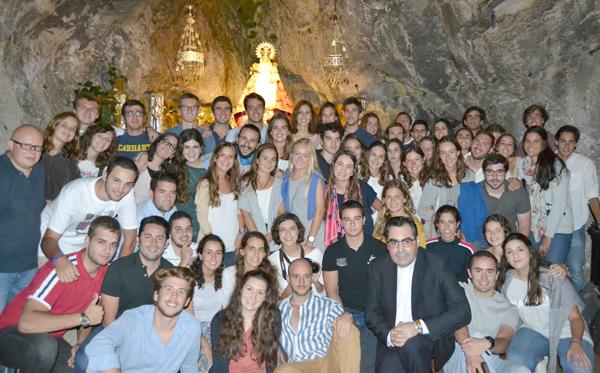 Quedada Hakuna de jóvenes en Covadonga