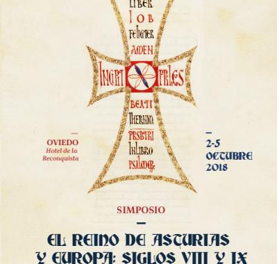 Simposio en Oviedo «El Reino de Asturias y Europa: siglos VIII y XIX»