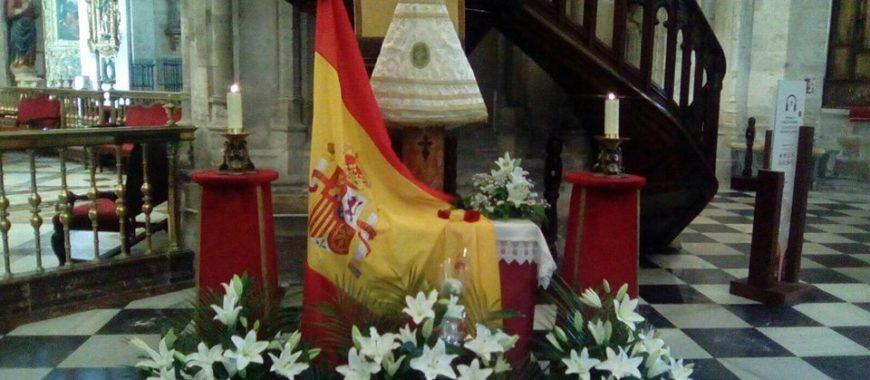 Homilía de Mons. Jesús Sanz, en la eucaristía de Nuestra Señora del Pilar
