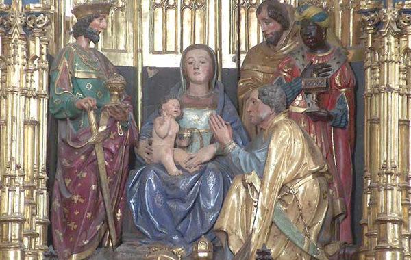 Navidad en la Catedral y Covadonga