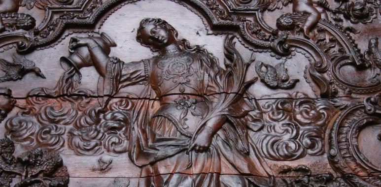 Celebración de Santa Eulalia en la Catedral