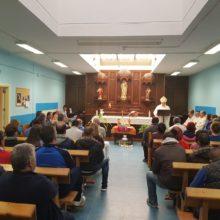 Eucaristía de Navidad en la Cárcel de Villabona