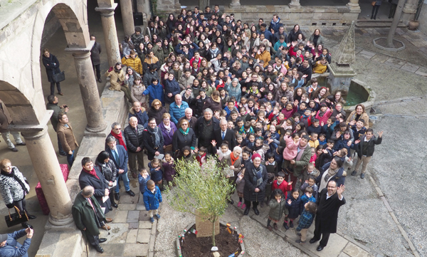 Celebración del Día de la Paz en San Nicolás