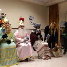 Celebración del día de los Reyes Magos en el Secretariado diocesano de Inmigrantes