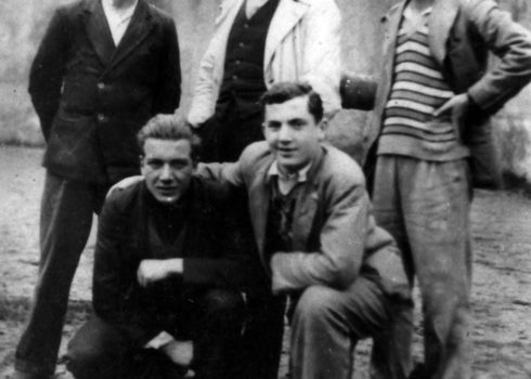Gonzalo Zurro y compañeros, 1932