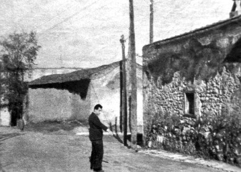 Lugar de martirio de los seis seminaristas, en 1934