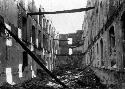 Convento de Santo Domingo, destruido