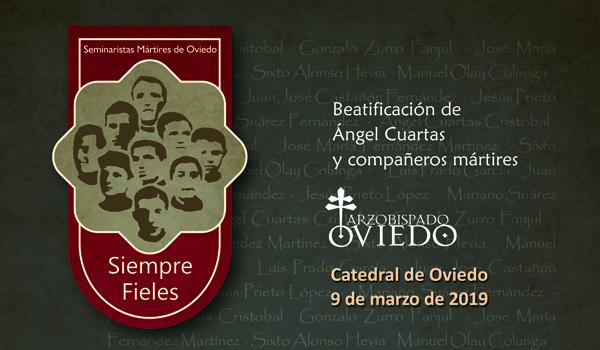Beatificación de los Seminaristas Mártires de Oviedo