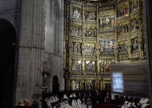 Obispos concelebrantes