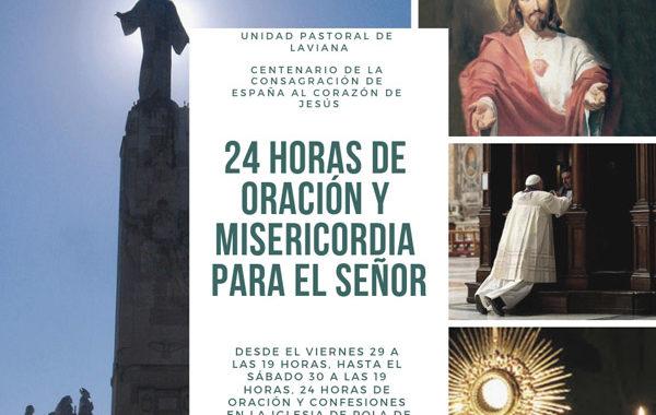 24 horas para el Señor en la diócesis