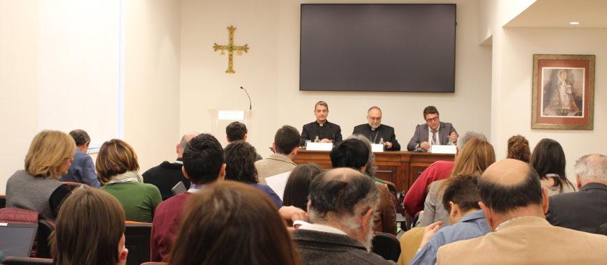 Bibliotecarios de la Iglesia en España, reunidos en el Seminario