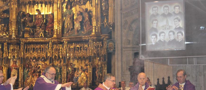 """""""Los seminaristas mártires nos recuerdan que el amor por Cristo prevalece sobre cualquier otra opción"""""""