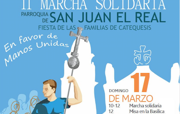II Marcha San Juan el Real