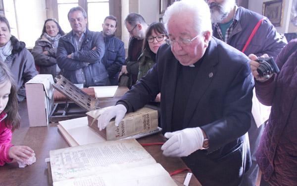 El archivo de la Catedral de Oviedo, memoria de la diócesis