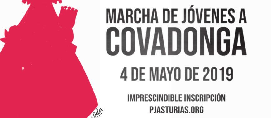4 de mayo: Marcha de jóvenes a Covadonga