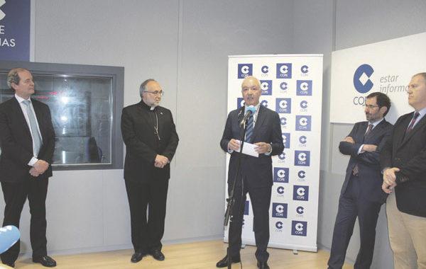 Daniel Otero, nuevo director de Cope Asturias