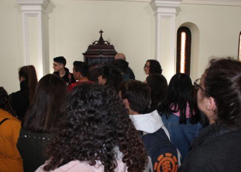 En la sede del Obispado
