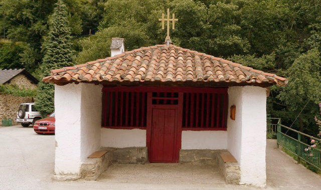 Milenario de la capilla de Santiso, en Cangas