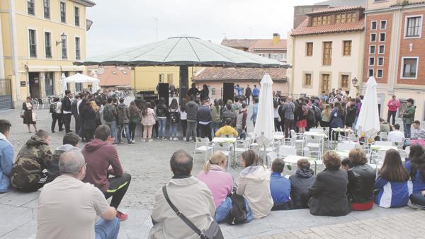 Conociendo mejor las entrañas de Oviedo