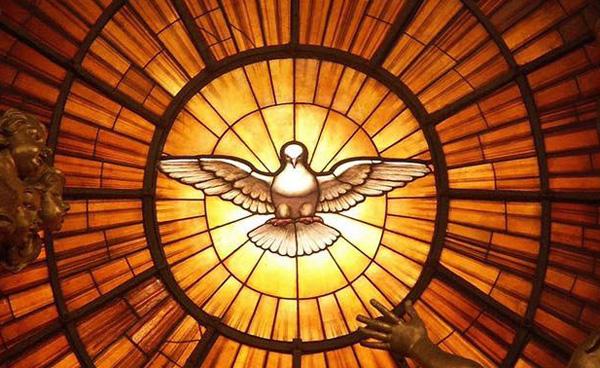 Vigilia de Pentecostés en el Seminario
