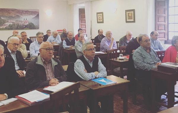 Encuentro de programación diocesana