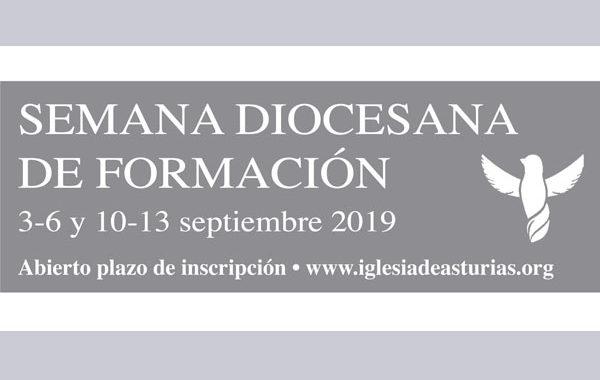 Semana diocesana de Formación 2019