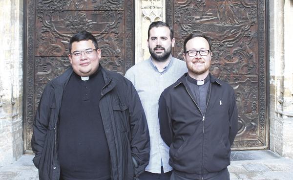 Sagradas Órdenes en la Catedral