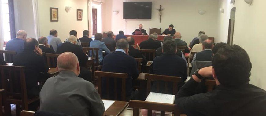 «El curso que viene se presentará el mapa definitivo de las UP en la diócesis»