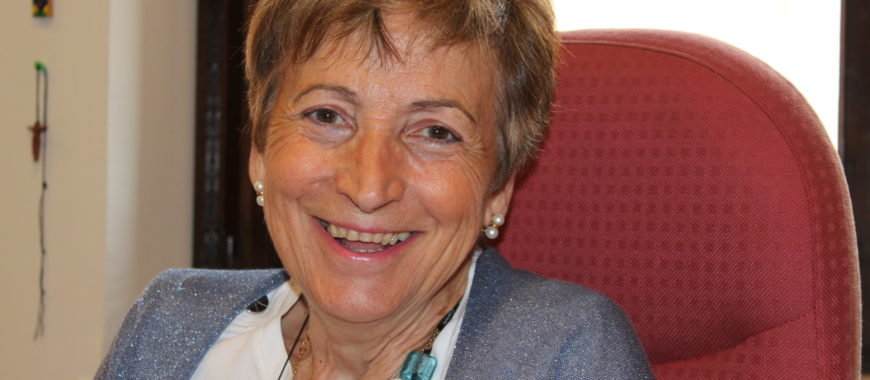 Carmen Alonso, nueva Directora del Instituto Superior de Ciencias Religiosas San Melchor de Quirós