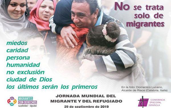 Jornada del migrante y el refugiado