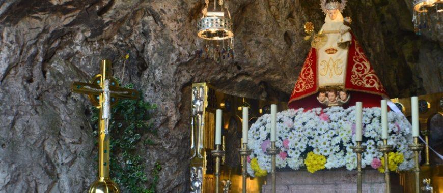Eucaristía desde Covadonga, «altar de Asturias»