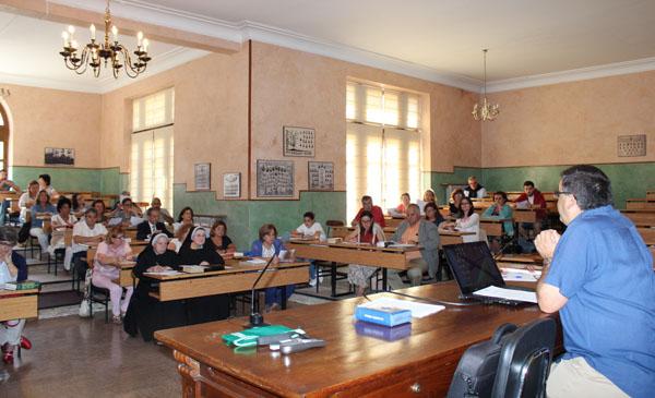 Arranca la Semana diocesana de formación
