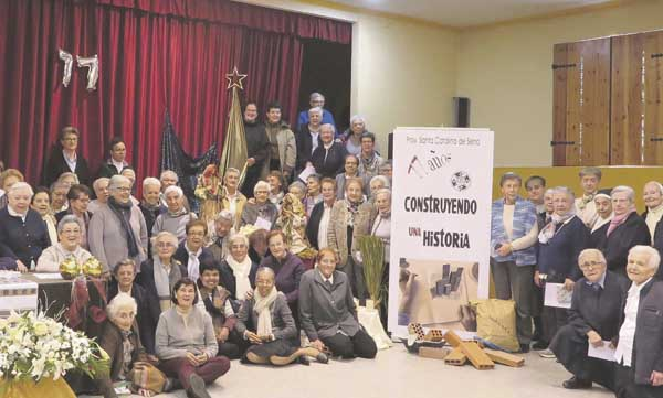Aniversario de la canonización del Padre Coll