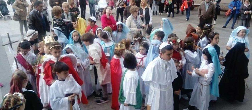 Holywins, acercando la santidad a los niños