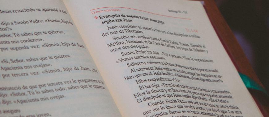 Celebraciones dominicales en ausencia del presbítero. Tiempo Ordinario. IV parte. Ciclo C
