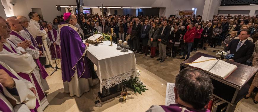 Inaugurada la restauración de la parroquia de San Francisco Javier, en Oviedo