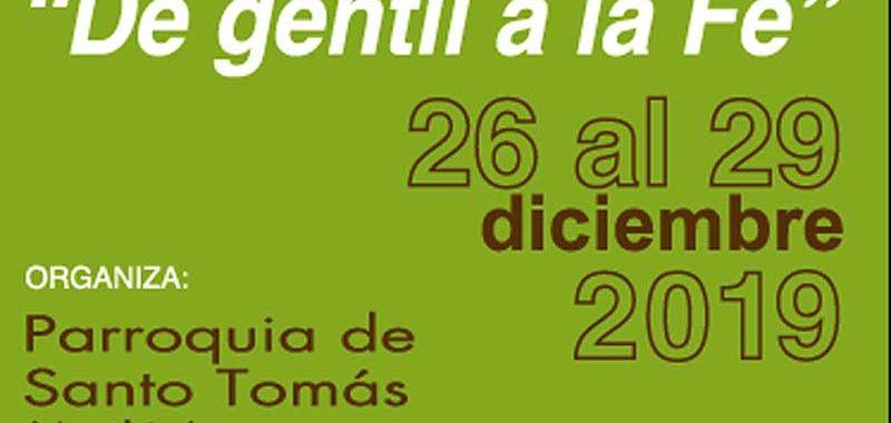 «Atrio de los gentiles», en Santo Tomás
