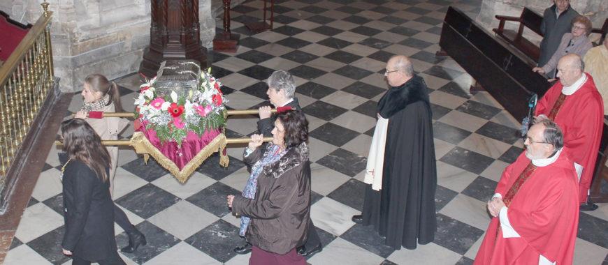 Festividad de Santa Eulalia de Mérida