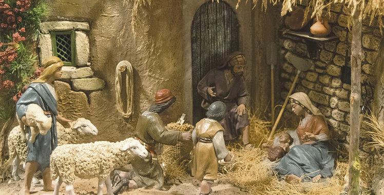 El Papa anima a poner el belén en Navidad