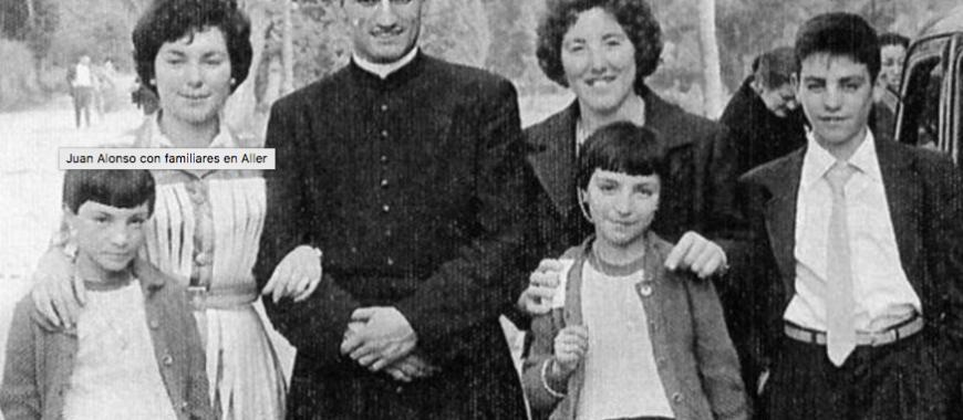 El Papa Francisco autoriza la beatificación del misionero asturiano Juan Alonso Fernández