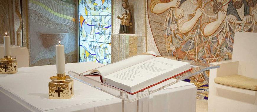 La Iglesia se une en la celebración del Domingo de la Palabra de Dios