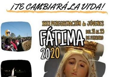 Peregrinación de jóvenes a Fátima