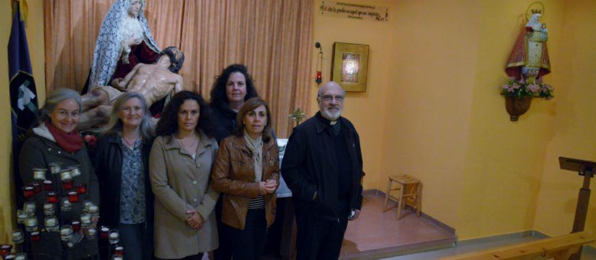 IV aniversario de la Adoración Eucarística Perpetua en Gijón