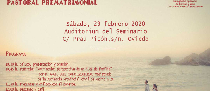Jornada Diocesana para Formadores de Pastoral Prematrimonial