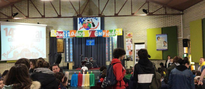 Celebrado el Festival de la Canción Misionera, en Avilés