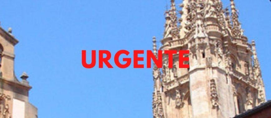 Disposiciones de urgencia del Arzobispo de Oviedo ante el agravamiento del Coronavirus COVID-19