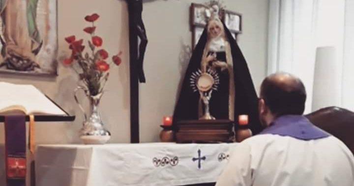 La importancia del «ministerio de la consolación»