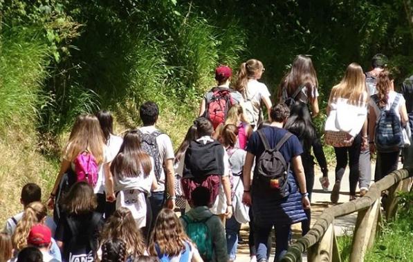 Peregrinación «virtual» de jóvenes a Covadonga