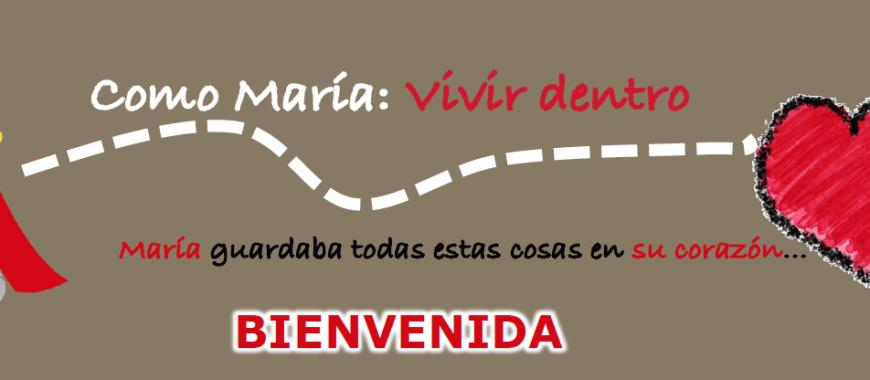 «Que esta ascensión virtual nos ayude a escuchar, como María»